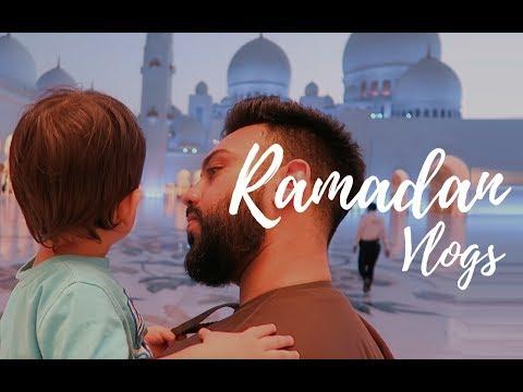 BABY LEARNS TO PRAY IN RAMADAN !!! Ramadan Vlog