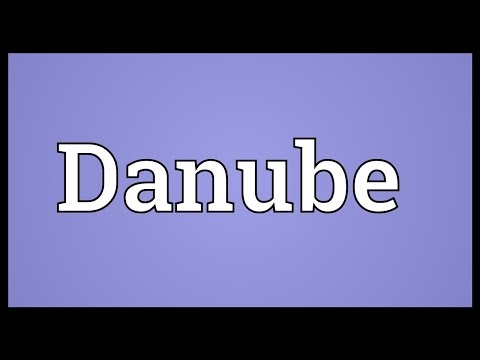 Danube Meaning