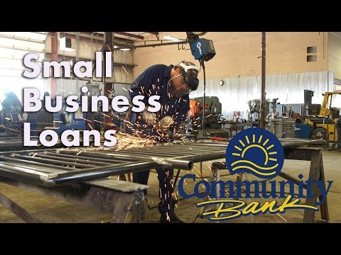 Commercial for Community Bank - Small Business Loans