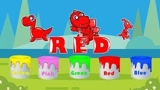 Painting for Kids | Learning Colors for Children | Labi Kids Videos... (14)