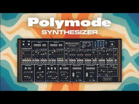 Cherry Audio | Polymode Synthesizer