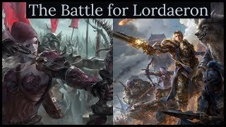 THIS EXPANSION IS GONNA BE LIT l World of Warcraft: Battle for Azeroth - The Battle for Lordaeron