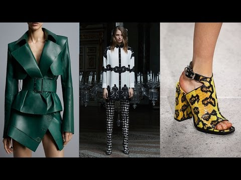 Fashion Trends 2017 | Style Tips