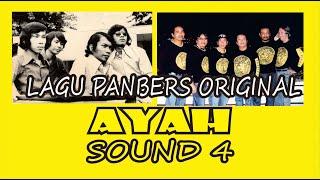 Ayah   LAGU PANBERS ORIGINAL   ALBUM SOUND 4