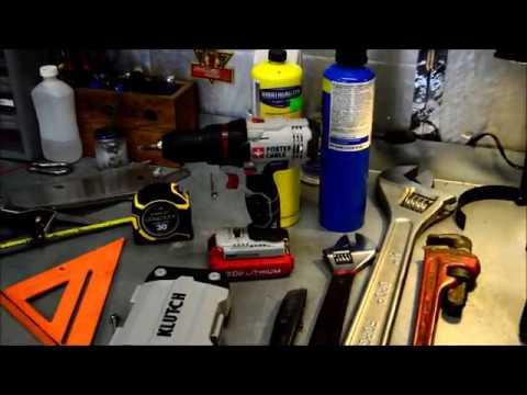 DIY Starter Tool Kit - Self Reliance -  New Homeowners - Homesteaders
