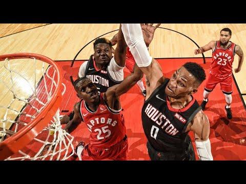 Houston Rockets Vs Toronto Raptors Full Game Highlights December 5 2019 Nba 2019 20