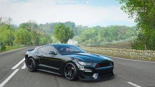Forza Horizon 4| 1,000hp 2016 FORD SHELBY GT350R [Drag Build]