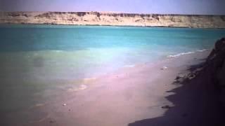 شاهد فيديو حصرى أول أمواج فى قناة السويس الجديدة فبراير2015