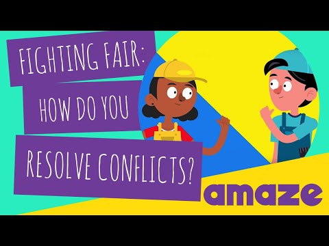 Fighting Fair: How Do You Resolve Conflict?