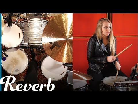 How To Play Carter Beauford-Style Herta Drum Fills | Reverb Learn To Play