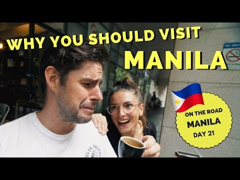 MANILA - Why You Should Visit the Capitol of Philippines