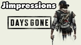 Days Gone - The Art Of Motorcycle Maintenance (Jimpressions) (Video Game Video Review)