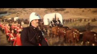ZULU DAWN Film Trailer - (1979)