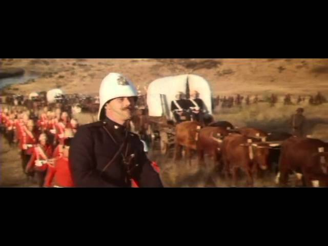 ZULU DAWN Film Trailer - (1979)