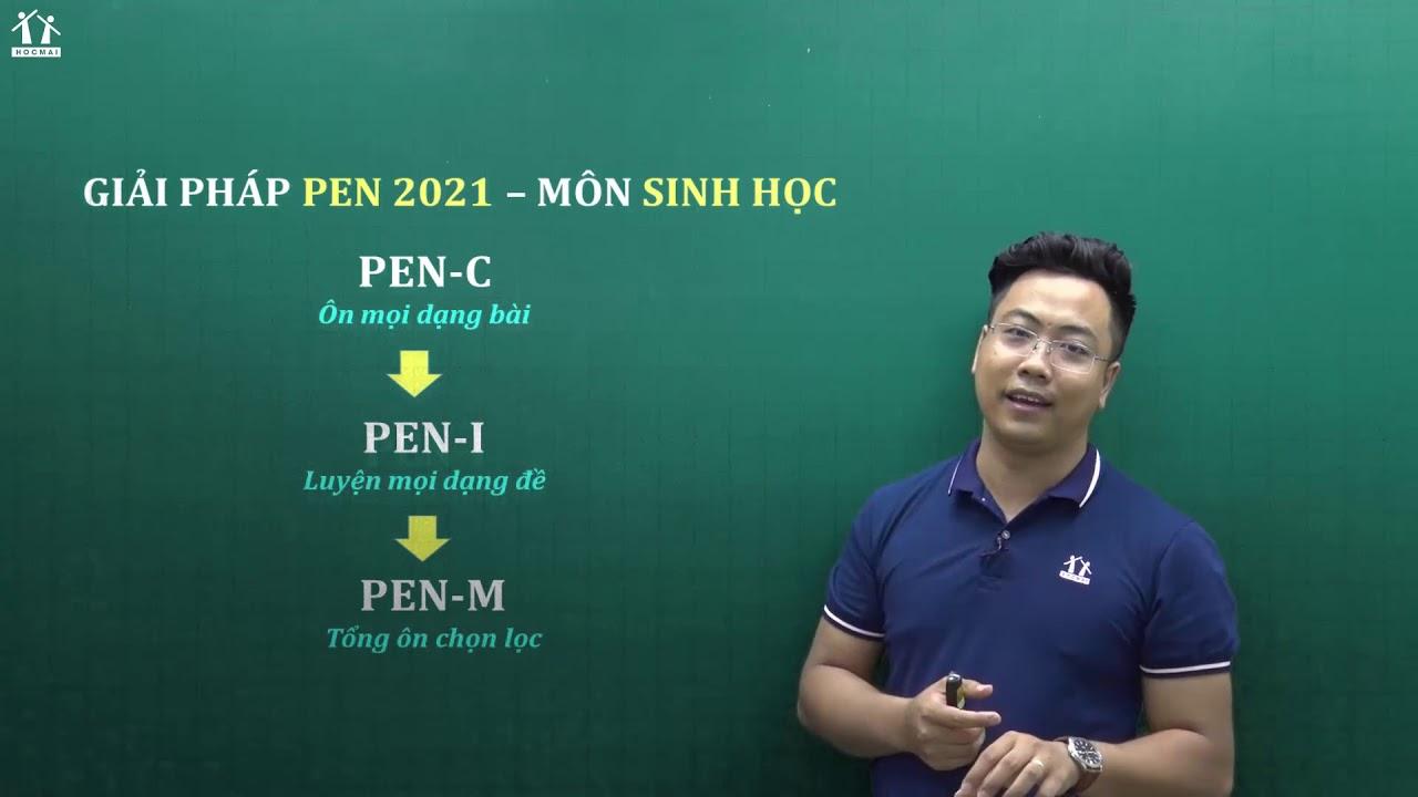 [GTKH] GPPEN 2021 - Môn Sinh Học - Thầy Đinh Đức Hiền