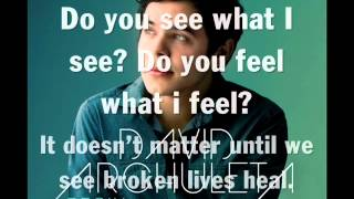 Broken - David Archuleta