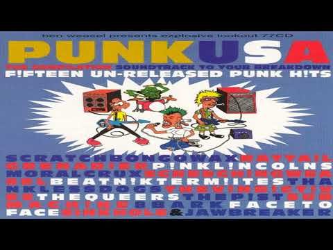 PUNK USA (Lookout! Records) 1994