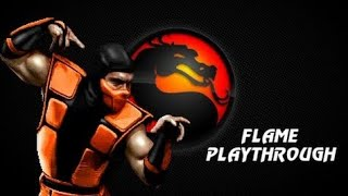 Mortal Kombat Project Very Hard Gameplay