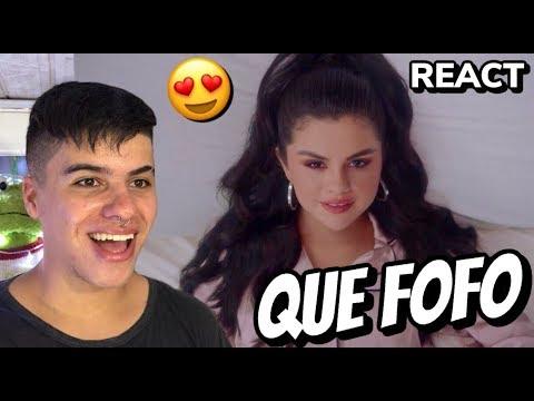 REAGINDO a Selena Gomez benny blanco Tainy J Balvin - I Can&39;t Get Enough  REACTION