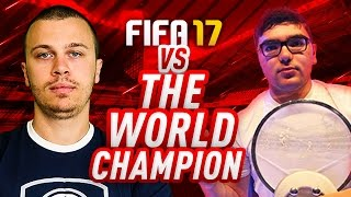Fifa 17 krasi vs the world champion - best fifa 17 battle of all time - clash of the legends