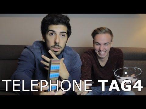 Telephone Tag 4! - FUN