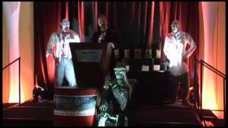 24th Annual Bram Stoker Award Ceremony, Part 1