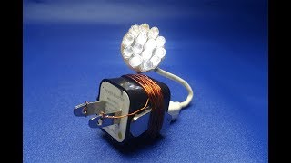 Make Free Energy With Mobile Charger 100%  New Science Project