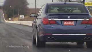 Road Test: 2013 BMW Alpina B7