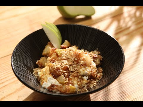 Sunday Breakfast Pears | Pick A Pear | Sanjeev Kapoor Khazana