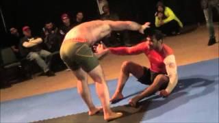 2016 WCG OPENWEIGHT GRAN PRIX- RUSTAM CHSIEV (K DOJO) VS THIAGO AQUINO (TEAM LAWTON)