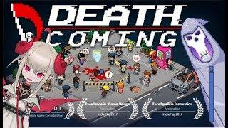 [LIVE] 【Death Coming】📛魔界ノりりむとあそぼう🍼♯1【にじさんじゲーマーズ】