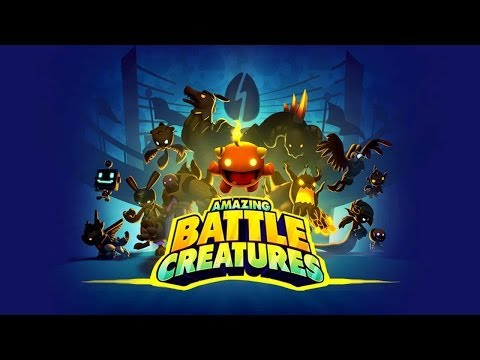 Amazing Battle Creatures - iOS / Android - HD (Sneak Peek) Gameplay Trailer