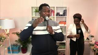 Favour House Church Live - 28 Mar 2021 | The Book Of Hebrew Chapter 12