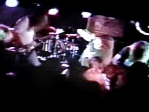 Cannibal Corpse - Shredded Humans live 1989