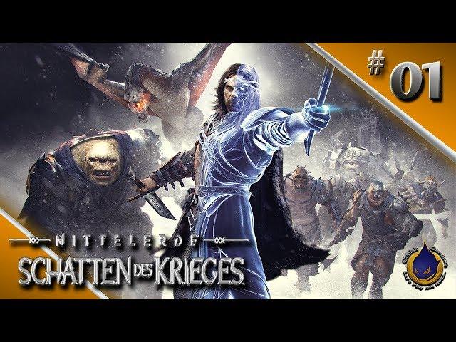 PROLOG - EIN NEUER RING ⚔️ Let's Play MITTELERDE - SCHATTEN DES KRIEGES #01