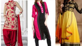 Latest Kurtis Design Collection/Latest Kurtis Images Collection | New Beautiful Kurtis Designs 2018
