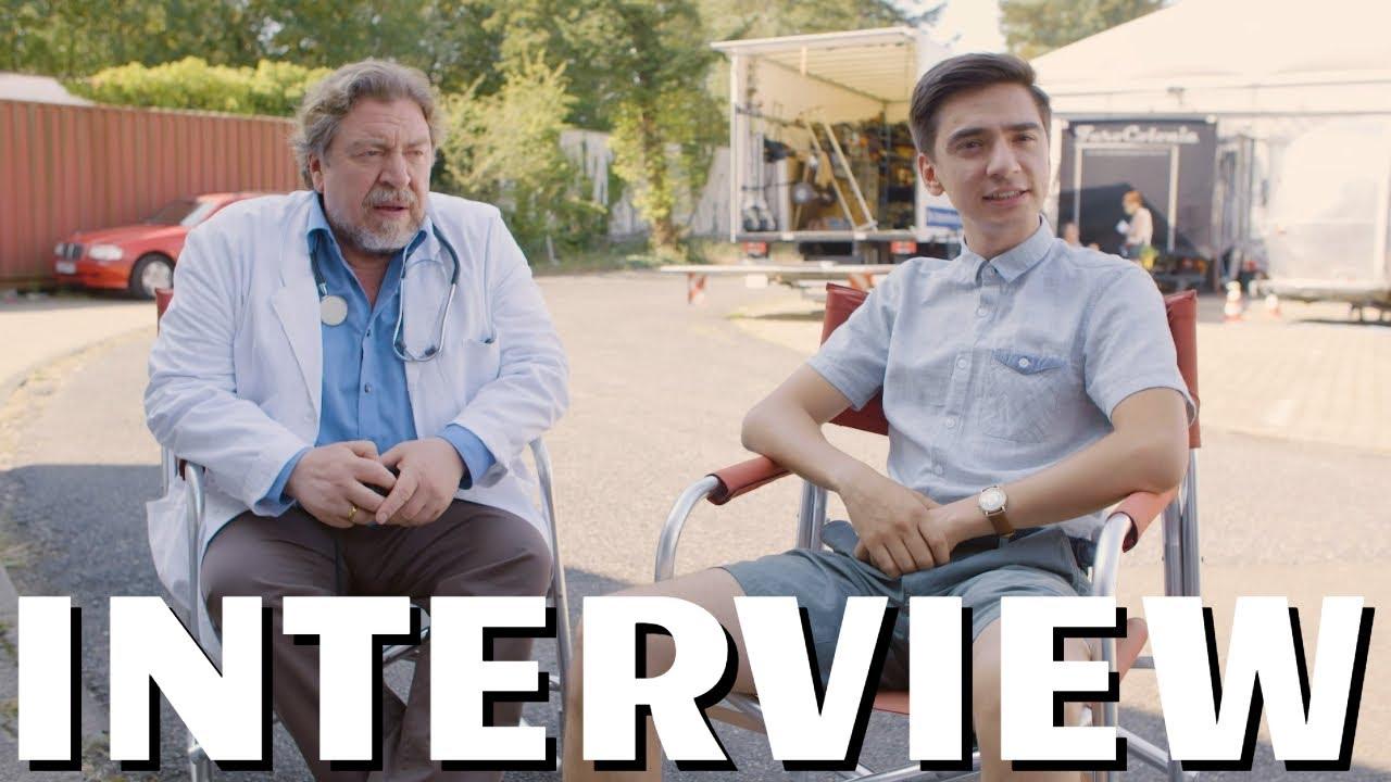 TONIS WELT On Set Interview mit Ivo Kortlang & Armin Rohde | Hinter den Kulissen der neuen VOX Serie