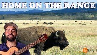 Home On The Range - Chord Meldoy Ukulele Tutorial
