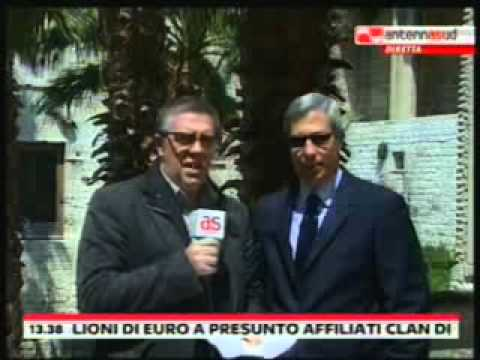 Nekrosius a Bari, diretta su Antenna Sud