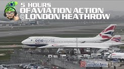 London Heathrow Airport LIVE!