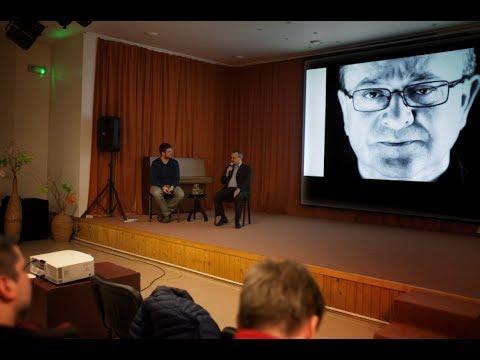Alexander Duleba: Rusko, Ukrajina a my - ff Jeden svet v Prievidzi 2017