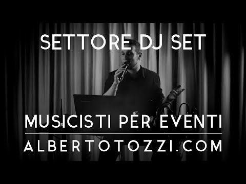 Musica per Matrimonio - CANTANTE DJ - Momento ascolto soft con Voce dal Vivo