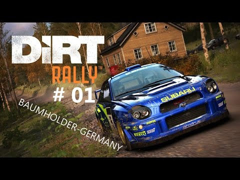 Dirt rally #01 - Baumholder,Germany.
