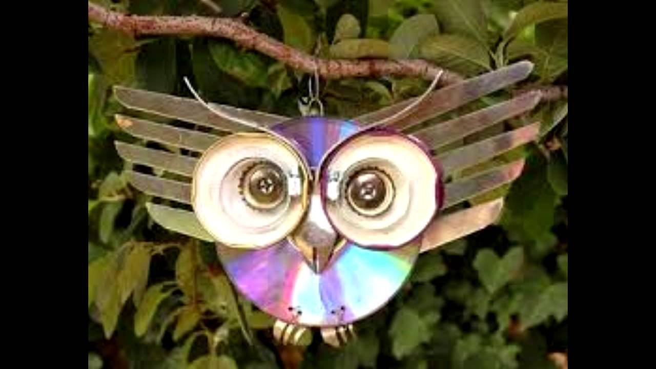 Ideas para reciclar cd youtube - Ideas para reciclar ...
