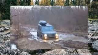 #363. Land Rover Discovery изучает грязь