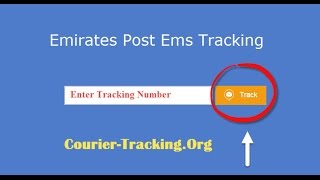 Emirates Post Ems Tracking | Emirates Post Ems Tracking Guide