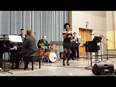 GMU Jazz Combo: Fine and Mellow (cover)
