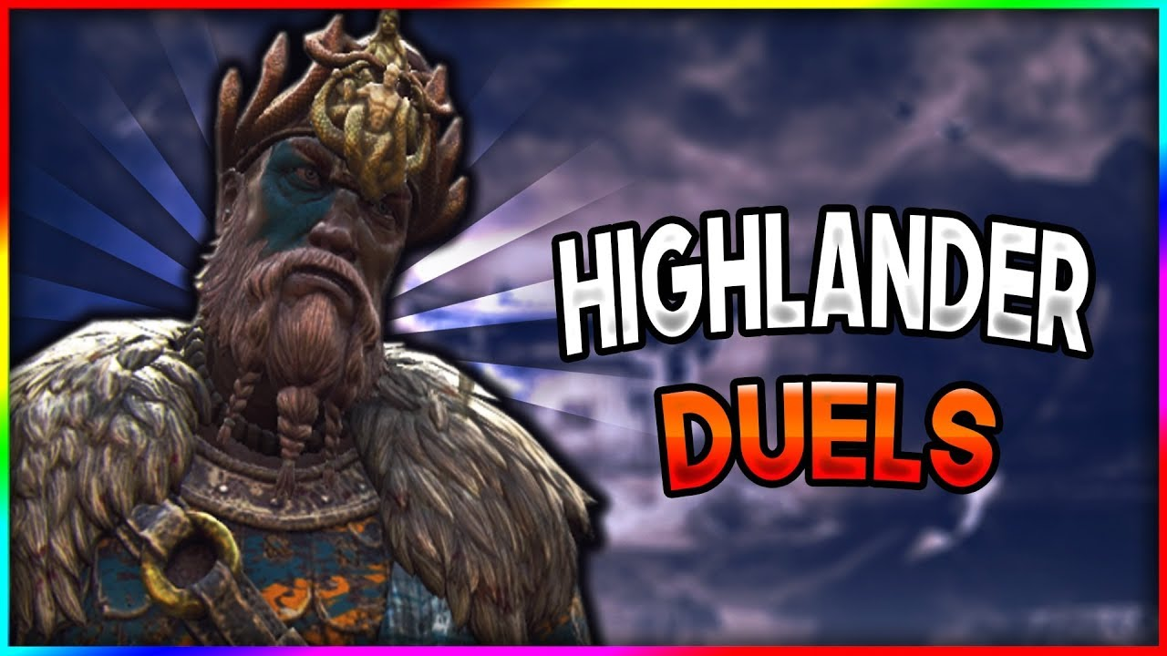 For honor highlander season 6 duels youtube - When is for honor season 6 ...