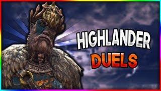 [For Honor] Highlander Season 6 Duels