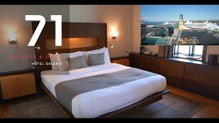 Hotel 71, Quebec City Room Tour - Deluxe King
